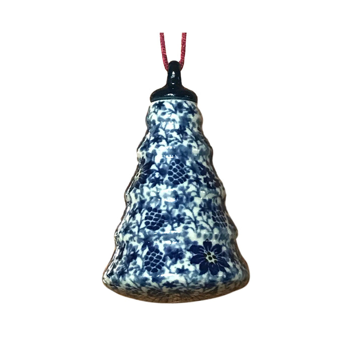 Ornament - Polish Pottery - Christmas Tree