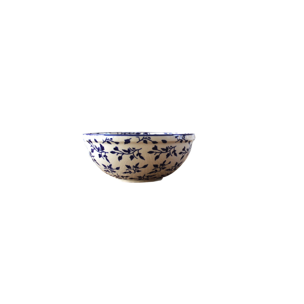 Laurel - Small Serving Bowl  Polish Ceramics - PasParTou