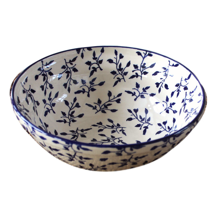 Laurel - Medium Serving Bowl - PasParTou