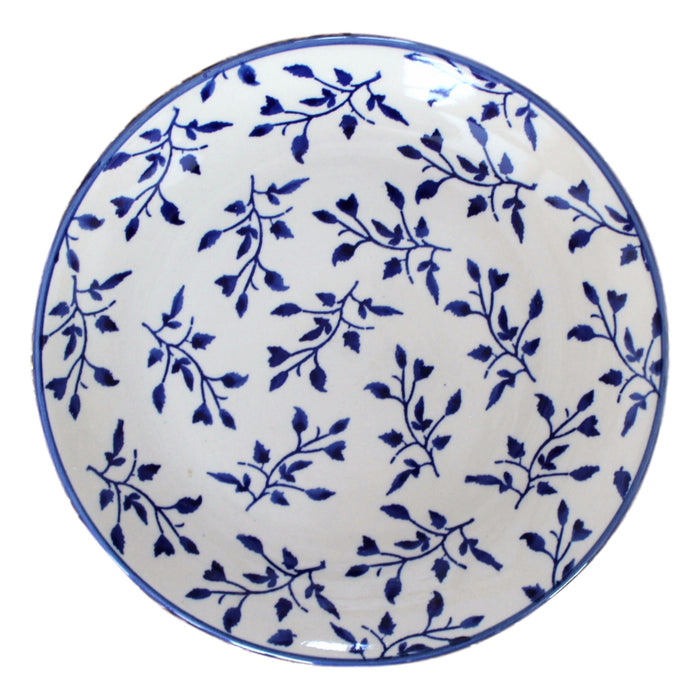 Laurel - Salad Plate  Polish Ceramics - PasParTou