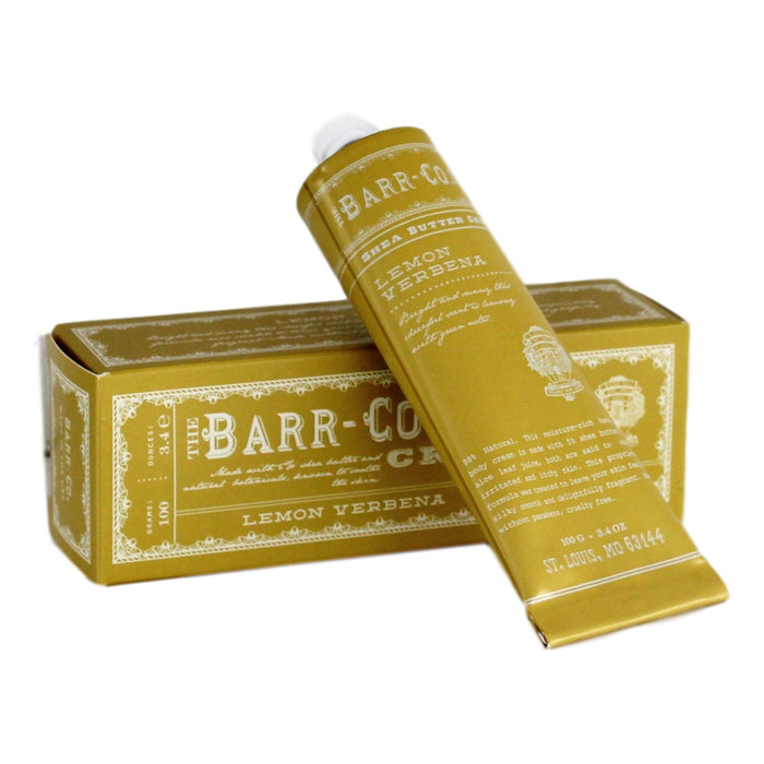 Barr Cream in Tube - Lemon Verbena