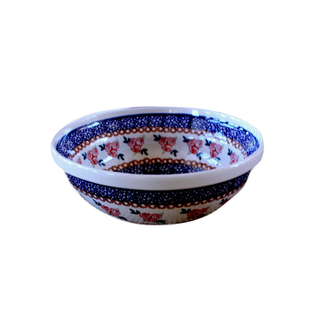 Red Rose - Small Serving Bowl