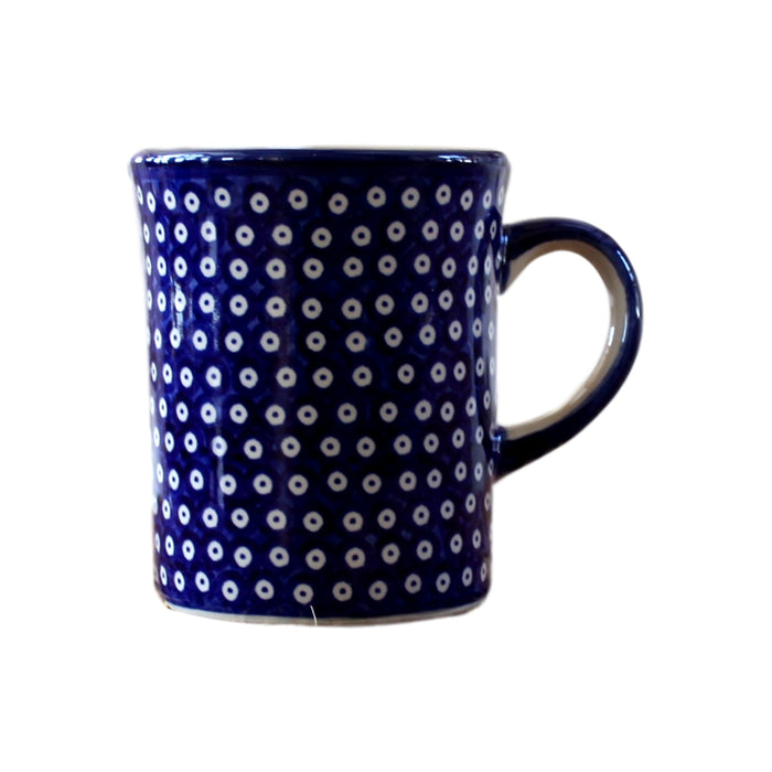 Dotty for Dots Navy - Mug  Polish Ceramics - PasParTou
