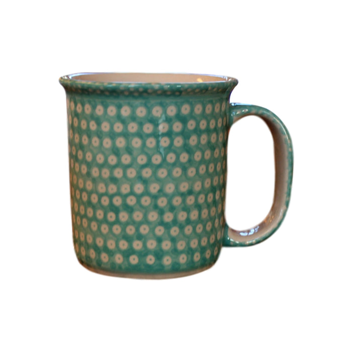 Dotty for Dots Mint - Mug  Polish Ceramics - PasParTou