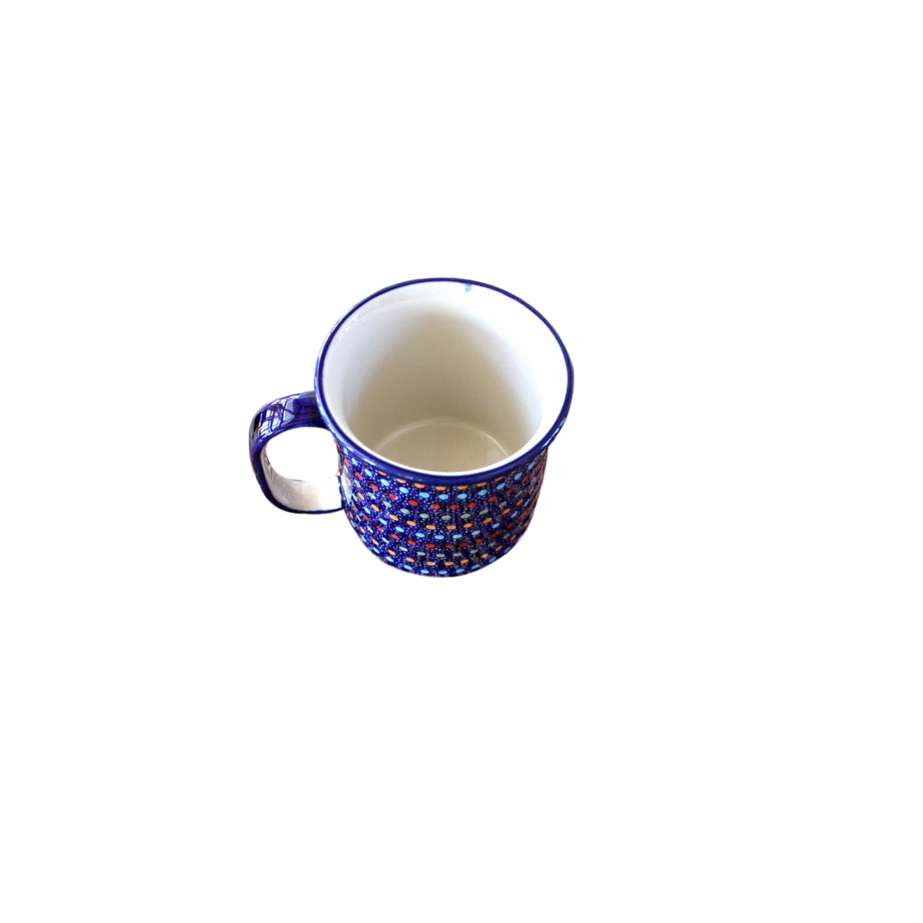 Multi Dots - Classic 12oz Mug  Polish Ceramics - PasParTou