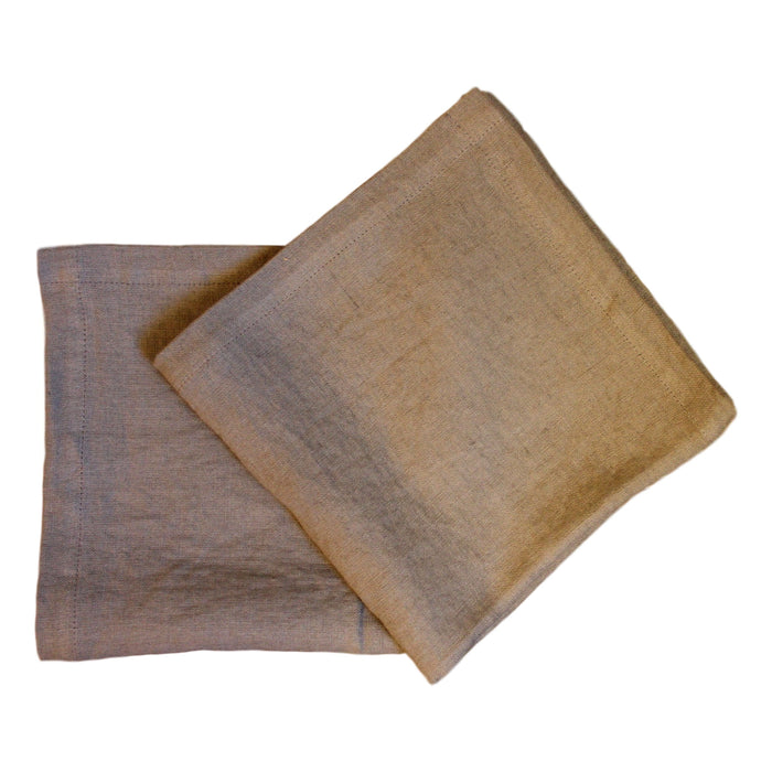 Napkins - Lt. Grey Softwashed Linen