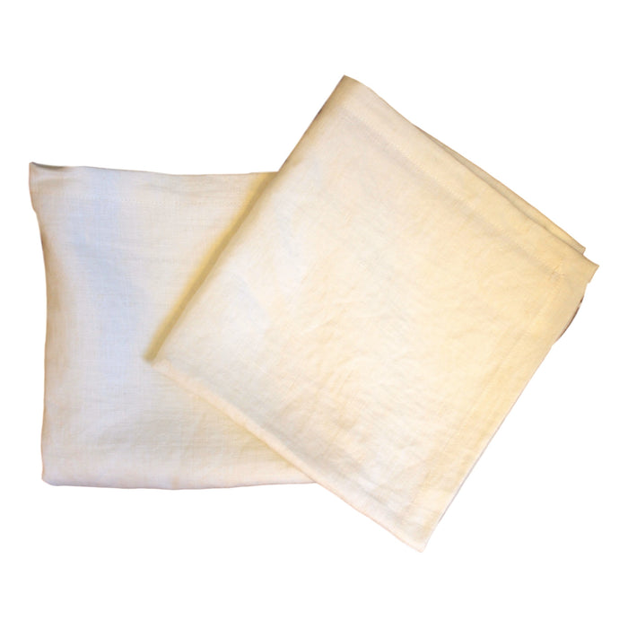 Napkins - Off White Softwashed Linen