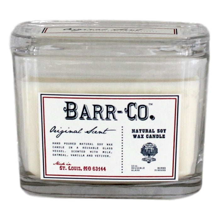Barr 2 Wick Candle - Original