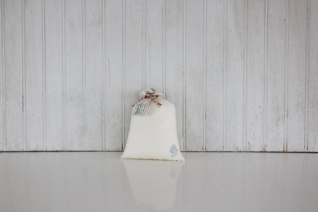 Barr Bath Salts Muslin Bag - Original  bath + body - PasParTou