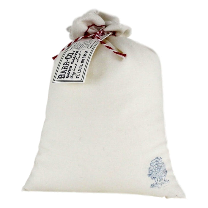 Barr Bath Salts Muslin Bag - Original