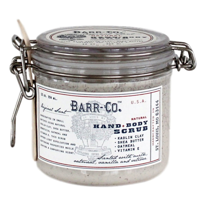 Barr Hand/Body Scrub - Original  bath + body - PasParTou
