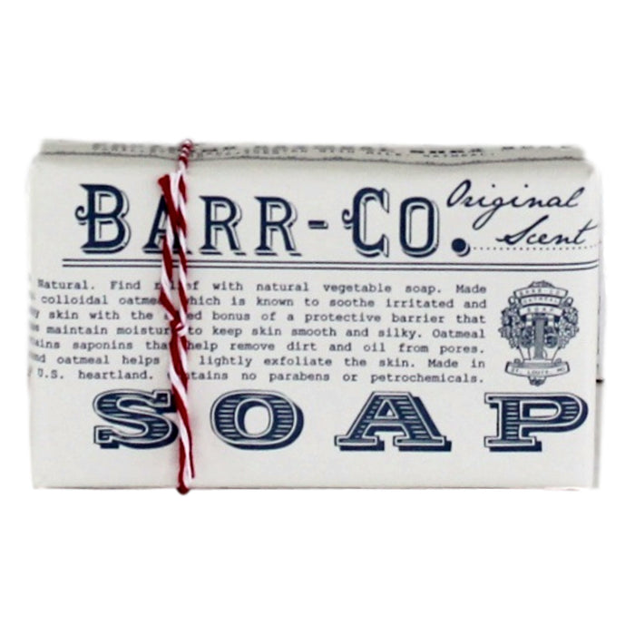 Barr Soap - Original  bath + body - PasParTou