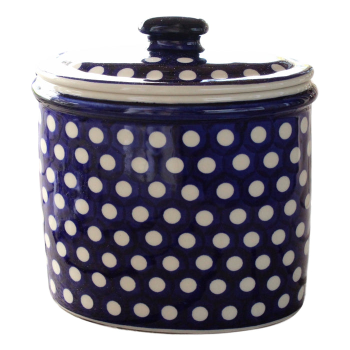 Dots - Oval Container - PasParTou