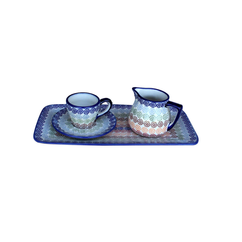 Pattern - Narrow Tray - PasParTou