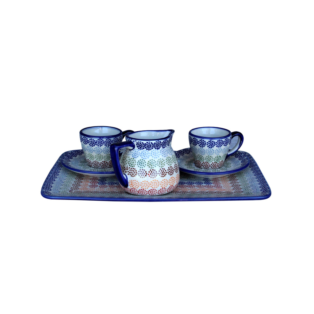 Patterns - Wide Tray - PasParTou