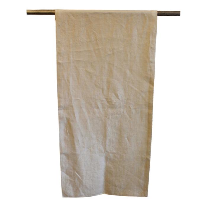 Runner - Softwashed Linen - Natural  Table runners - PasParTou