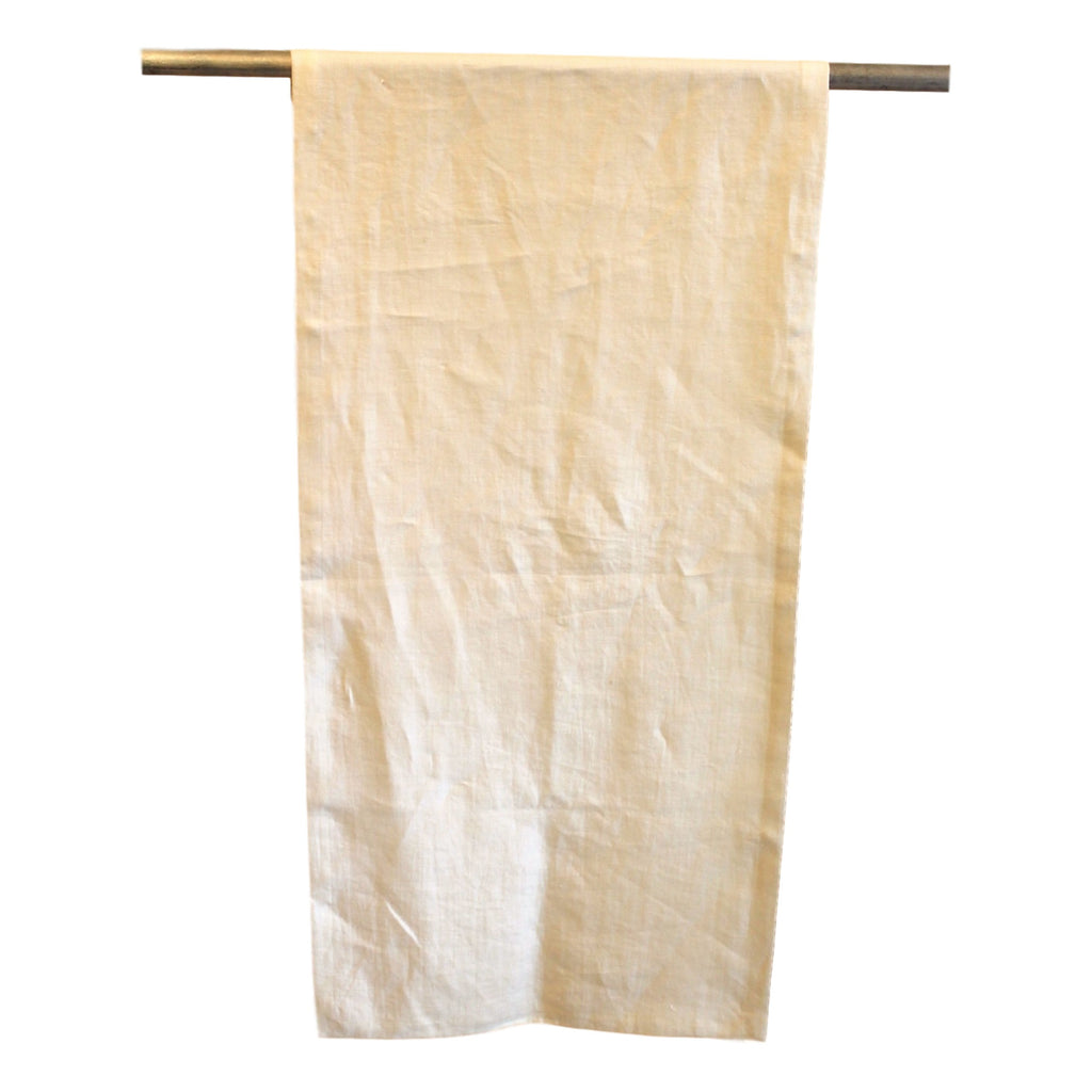 Runner - Softwashed Linen - Off White