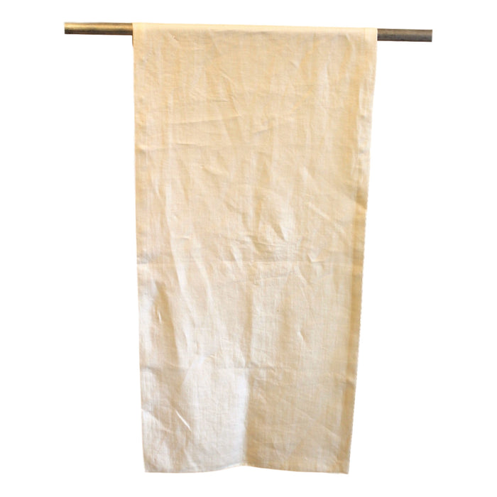 Runner - Softwashed Linen - Off White  Table runners - PasParTou