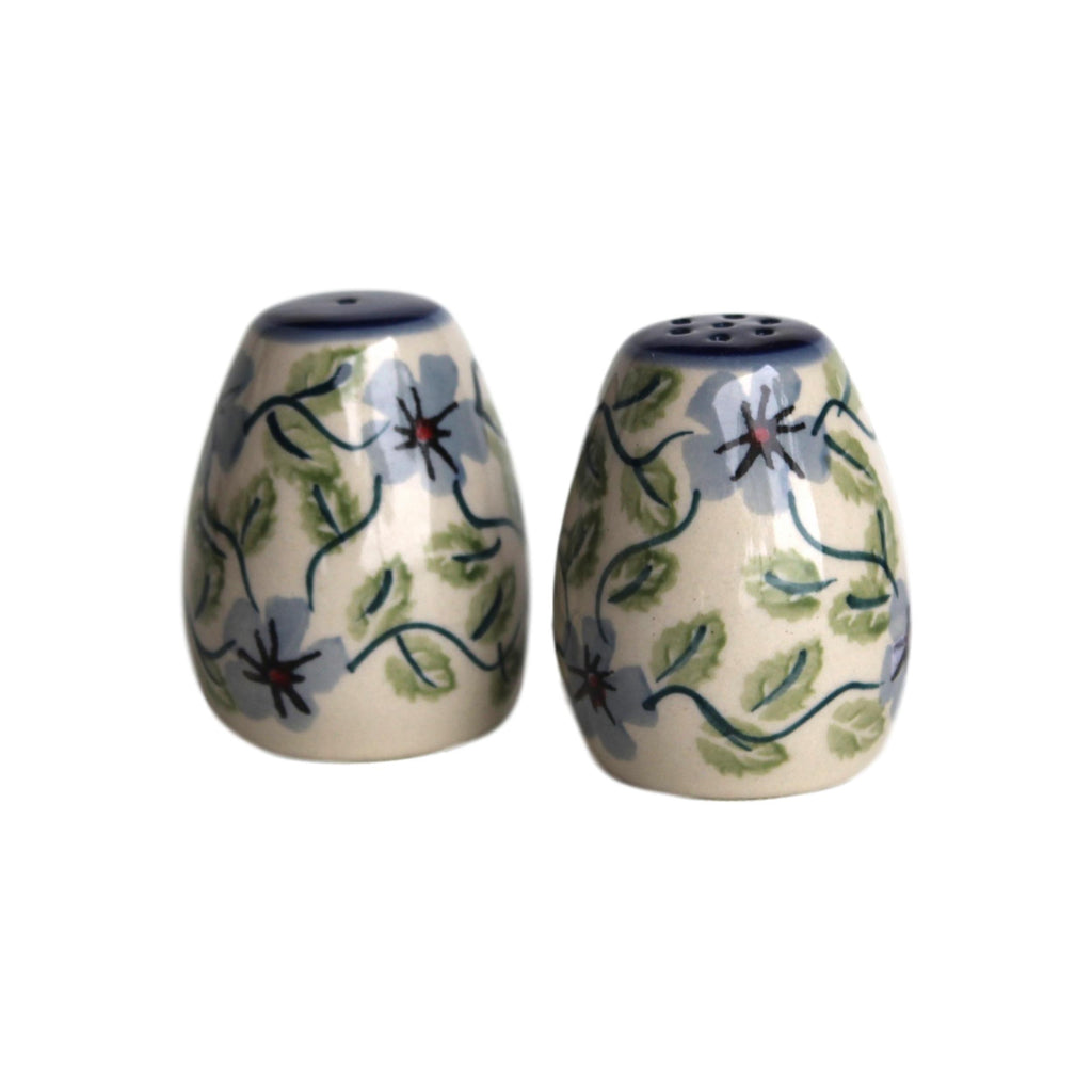 Spring Floral - Salt&Pepper Shakers - Egg Shape