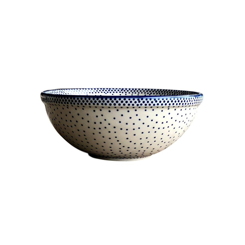 Tiny Blue Dots - Salad Bowl