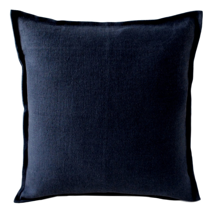 Pillow Soft Washed Navy - PasParTou