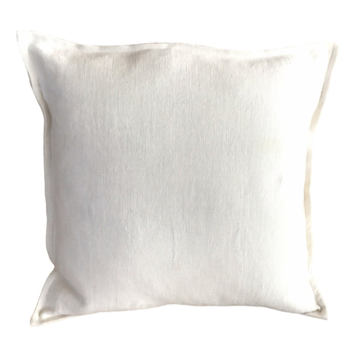 Pillow Soft Washed Linen Off White - PasParTou
