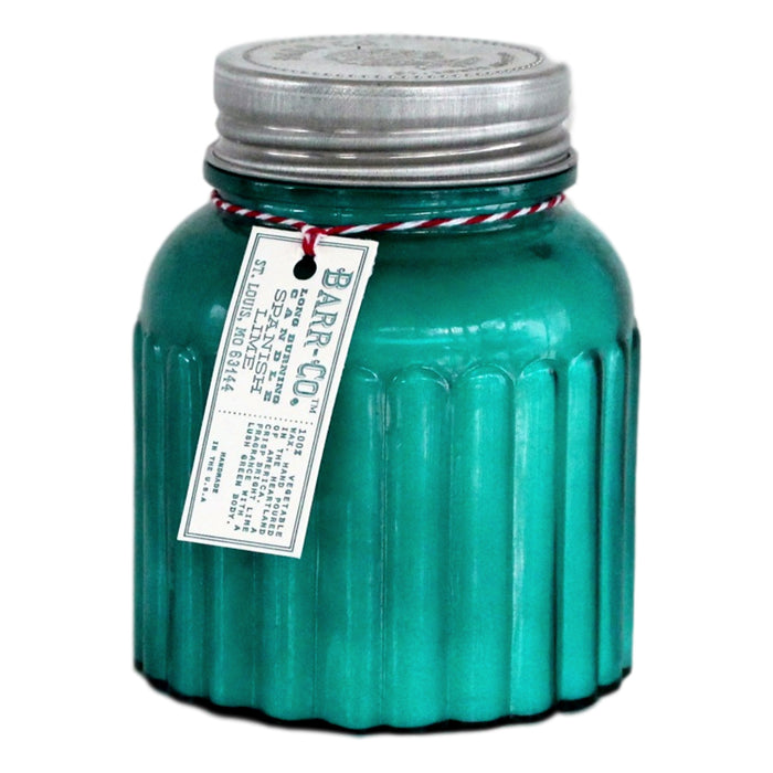 Barr Apothecary Jar Candle - Spanish Lime