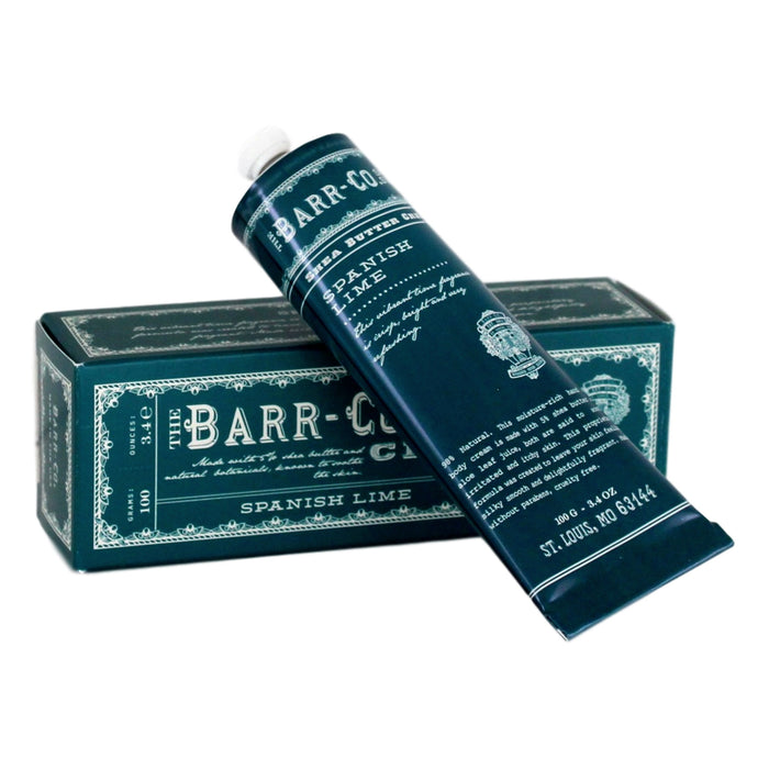 Barr Cream in Tube - Spanish Lime