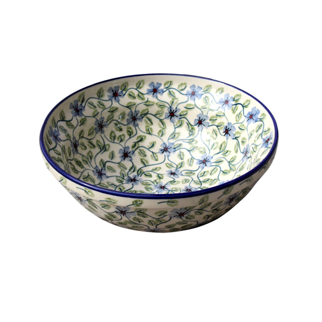 Spring Floral - Medium Serving Bowl