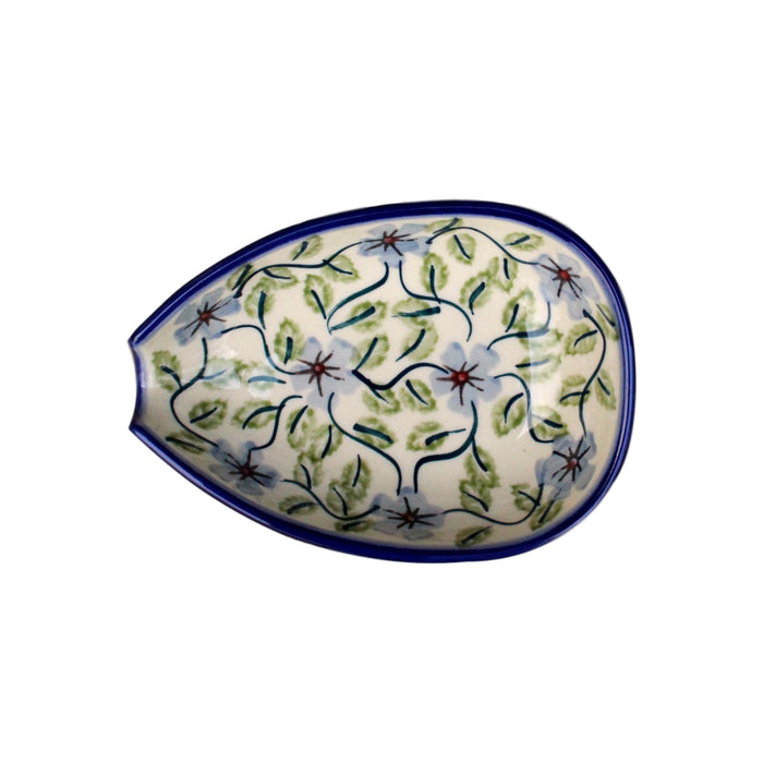 Spring Floral - Spoon Holder  Polish Ceramics - PasParTou