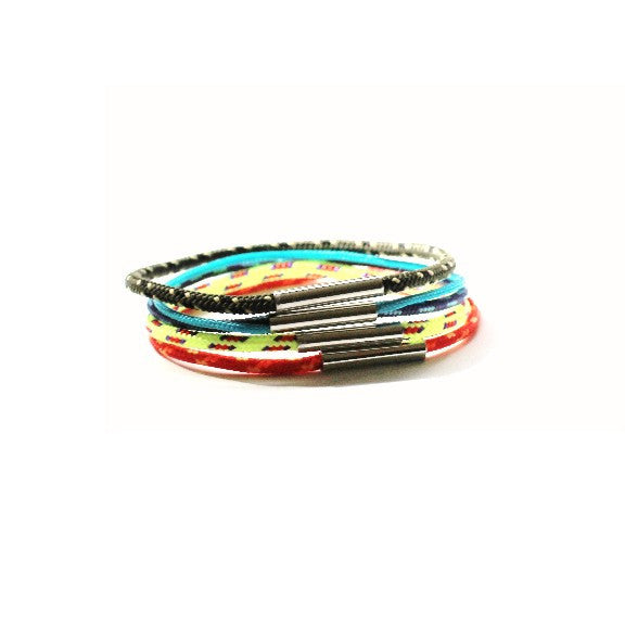Classic Stack Rope Bangles - PasParTou