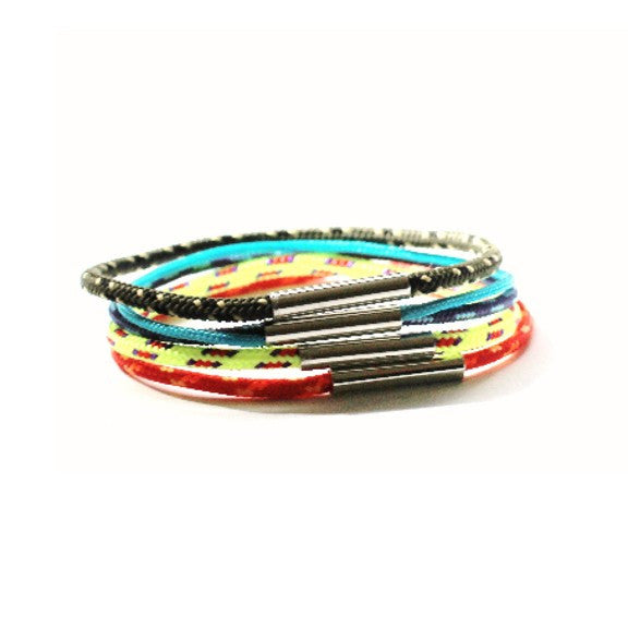 Classic Stack Rope Bangles  Jewelry - PasParTou