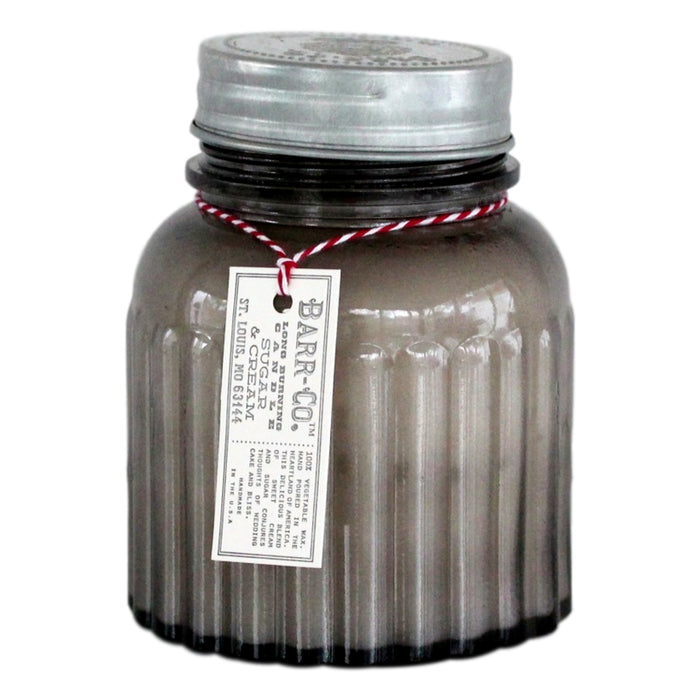 Barr Apothecary Jar Candle - Sugar + Cream  Candles - PasParTou