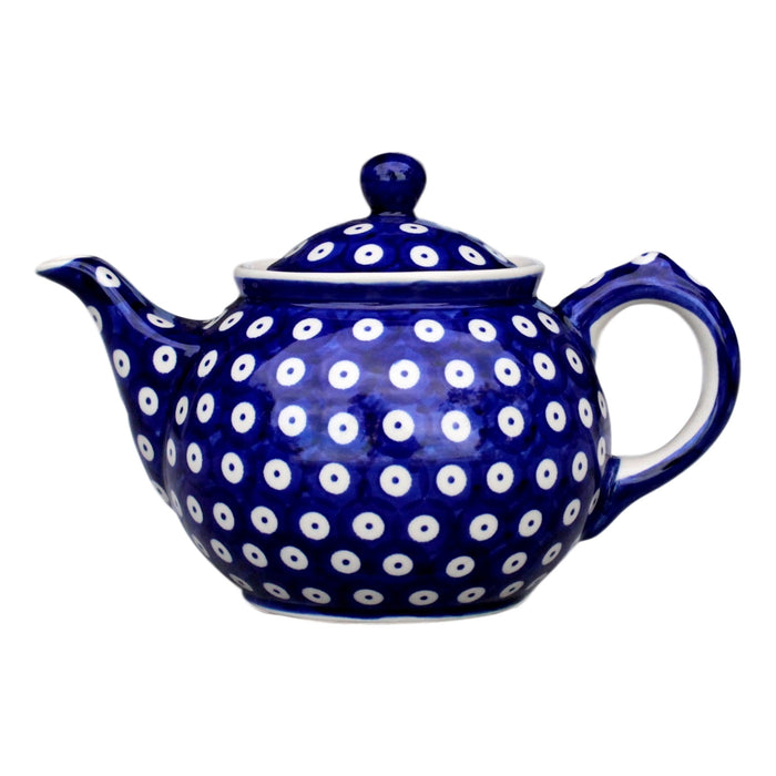 Dots in Dots - Small Teapot - Pas-Par-Tou