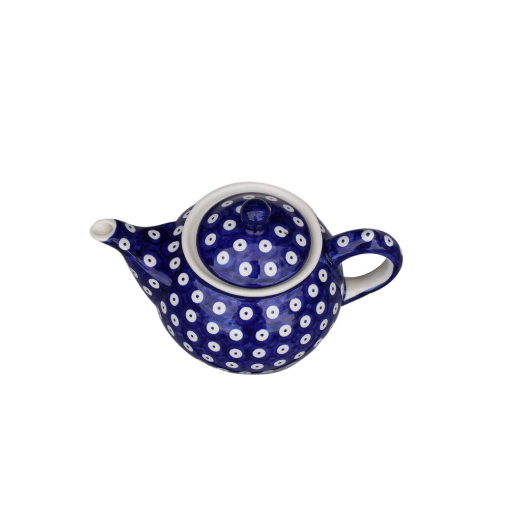 Dots in Dots - Large Teapot - Pas-Par-Tou