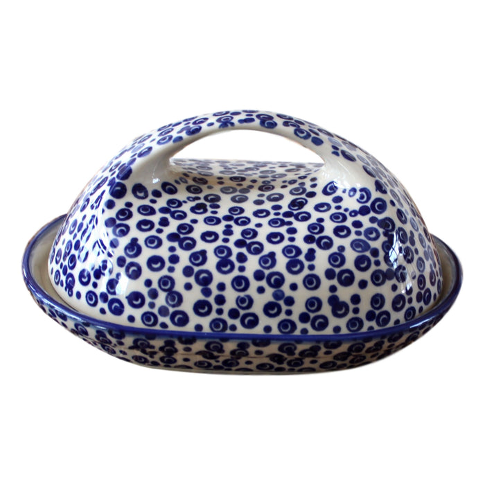 Tiny Bubbles - Small Butter Dish - PasParTou