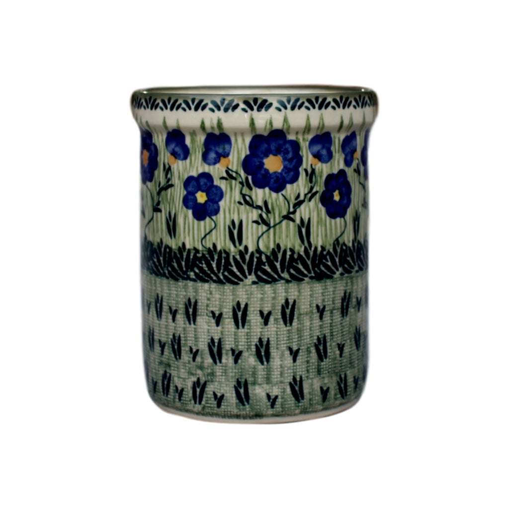 Meadow - Utensil Holder  Polish Ceramics - PasParTou