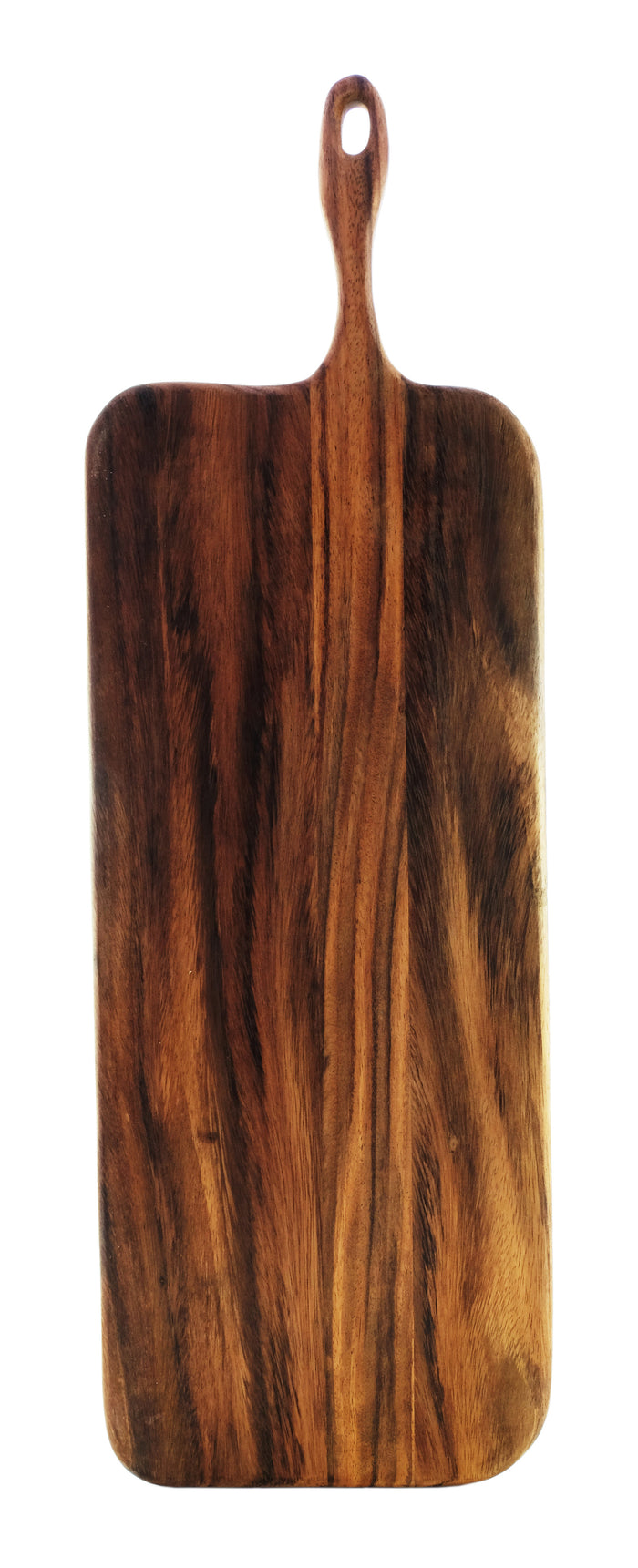 "Handled Board - Extra Long 10"" x 24""  serving board - PasParTou"