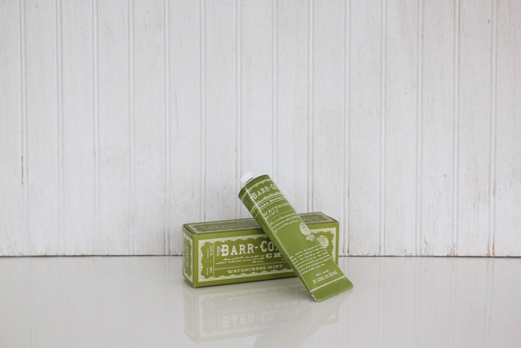 Barr Cream in Tube - Watercress Mint