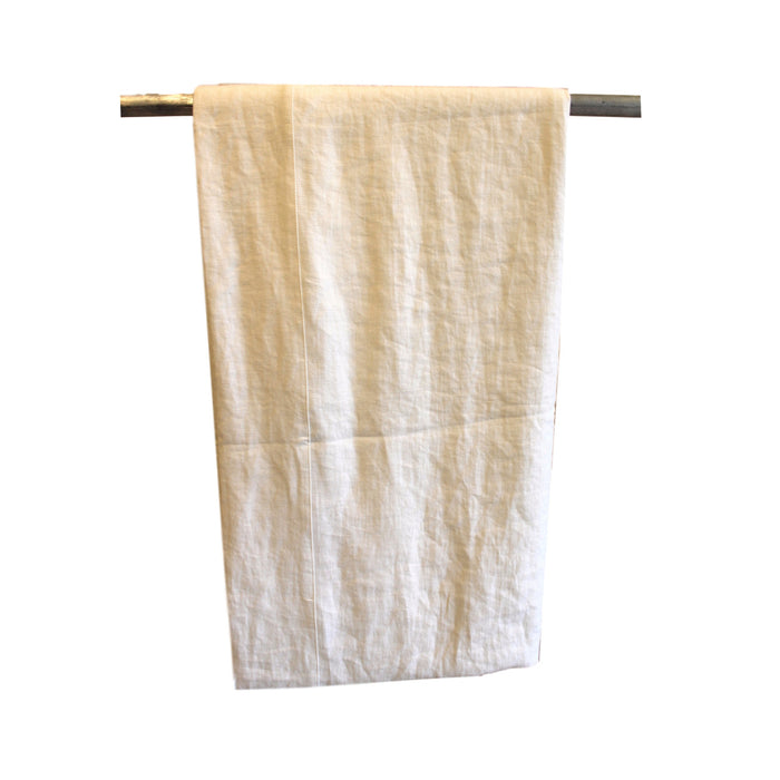 Tablecloth - Softwashed Linen Off White  tablecloth - PasParTou