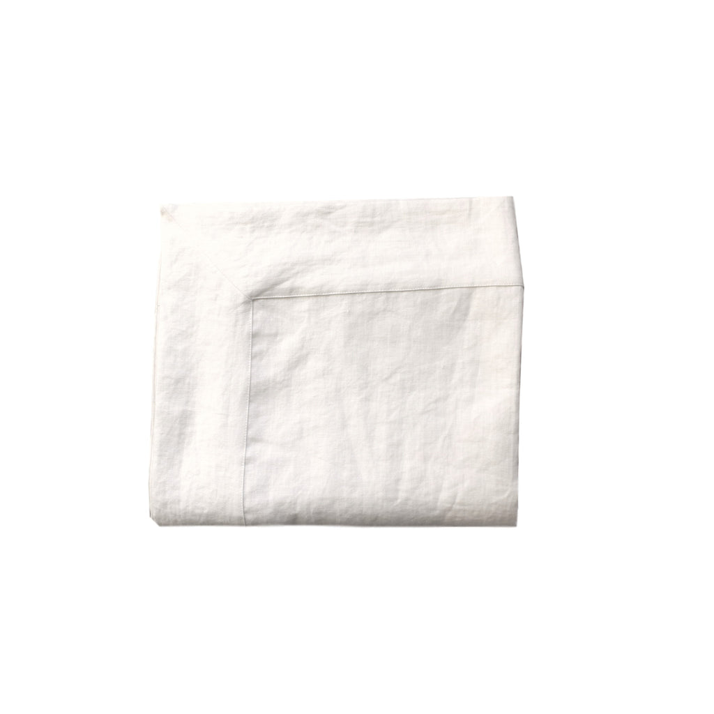 Tablecloth - Softwashed Linen Off White - PasParTou