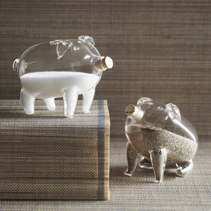 Salt & Pepper Shakers - Pigs  tabletop - PasParTou