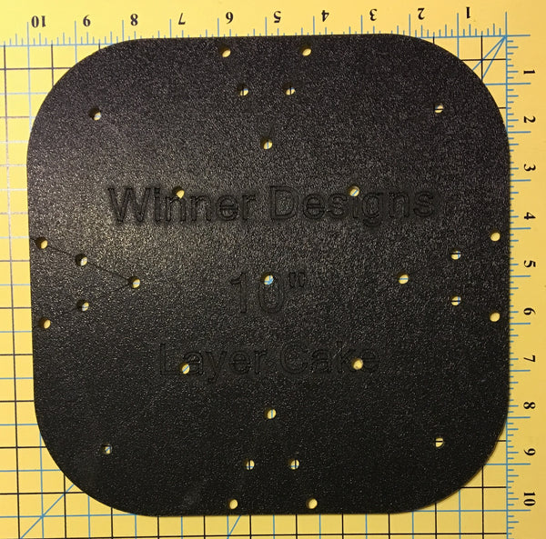 Microwave Bowl Cozy Template 10 Quot Layer Cake Winner Designs