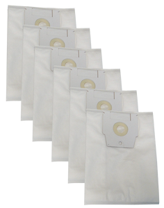 6-Pack of HEPA Bags - Type H for The Bank Original and The Bank Vault Vacuum Cleaner