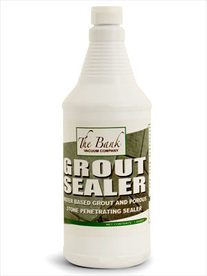 Bank Grout Sealer