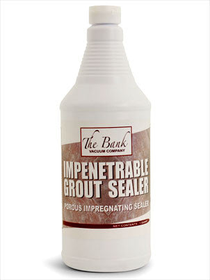 Bank Impenetrable Grout Sealer