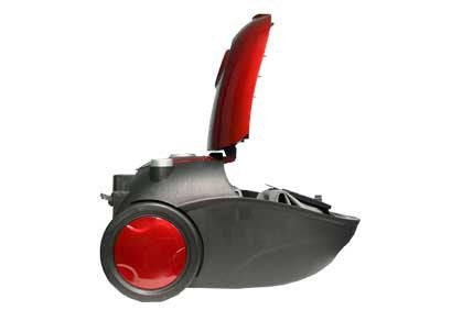 Bank Robber Canister Vacuum Cleaner Bank Vacuum