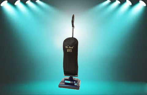 The Bank BTO Upright Vacuum