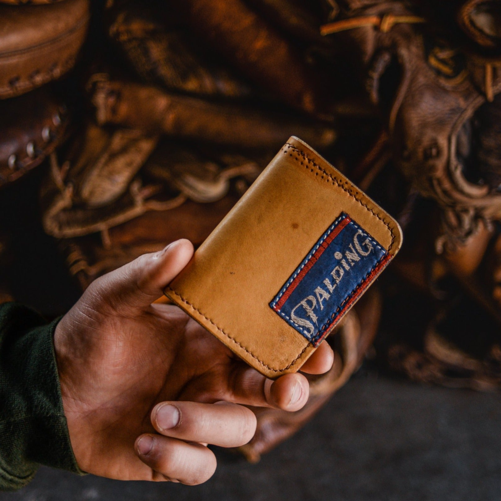 The Deep-Set Pocket Wallet