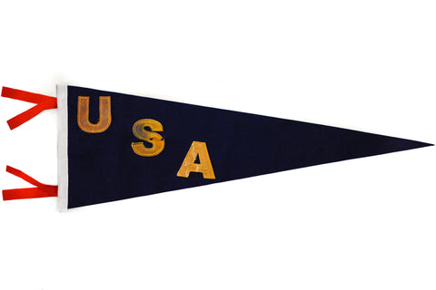 American Pastime Pennant